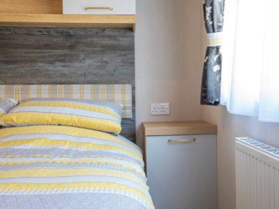 Bathroom caravan park home near Lytham