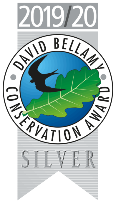 David Bellamy Conservation Award Logo