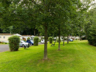The Green Mowbreck Park