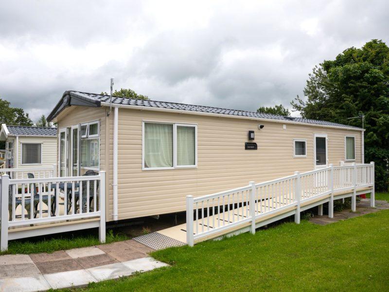 Caravan Home near Lytham St. Annes