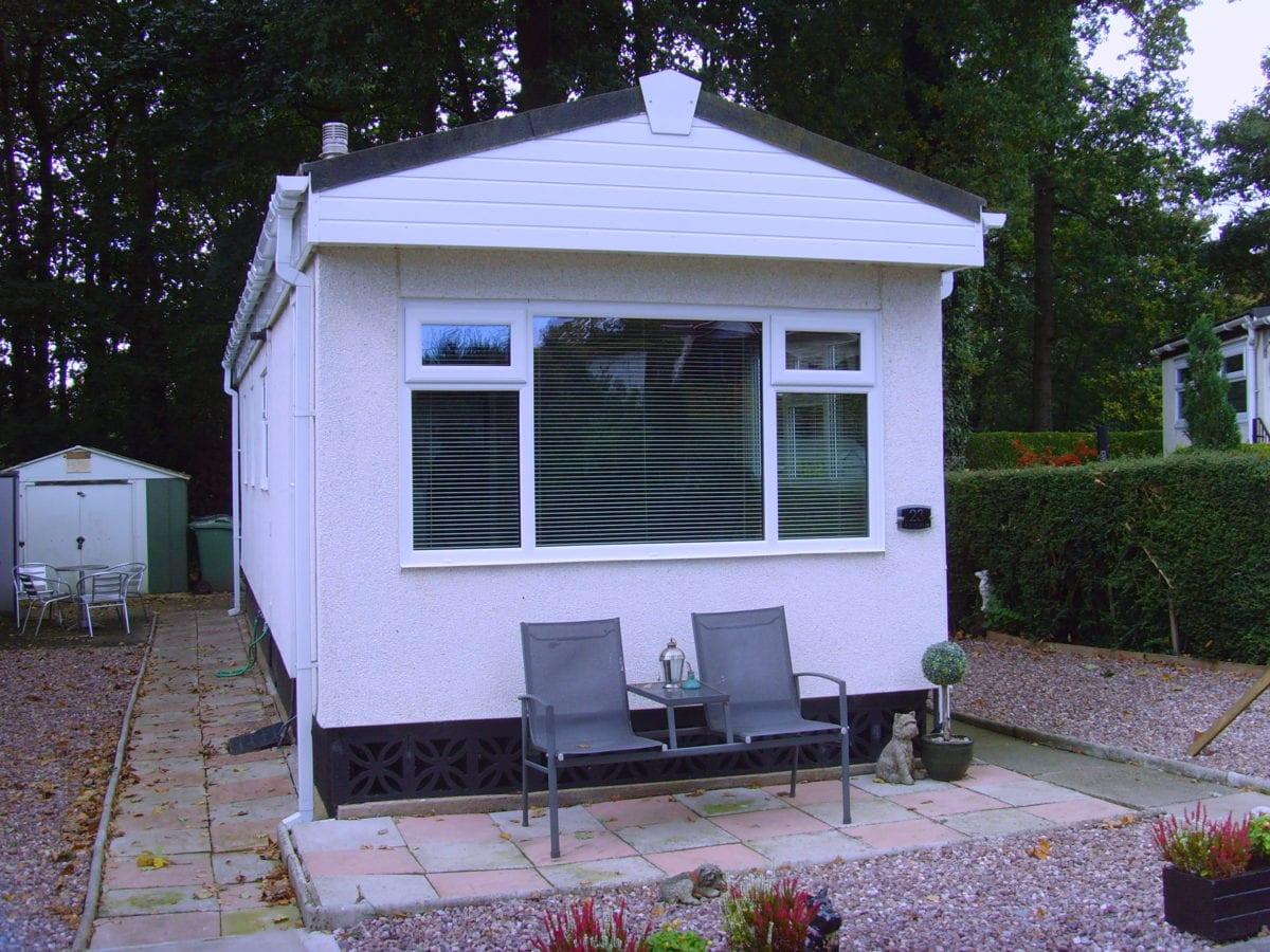 Omar Ranch House Residential Caravan For Sale